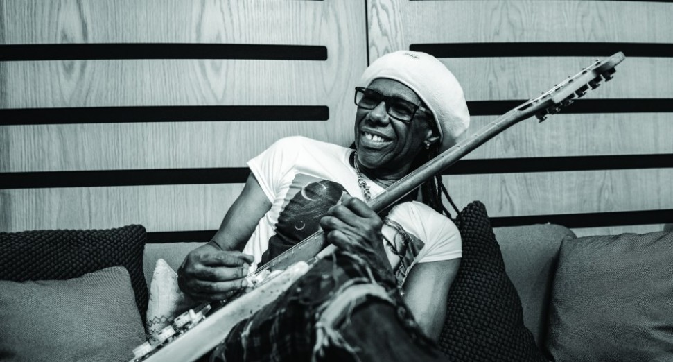 Nile Rodgers is launching a roller-disco in LA, The DiscOasis